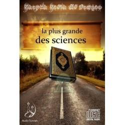 La plus grande des sciences