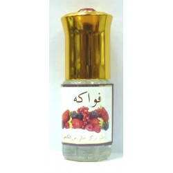 "Concentrated perfume without alcohol Musk d'Or ""Fawakih"" (3 ml) - Mixed"