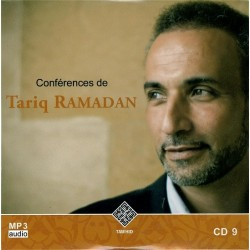 Conférences de Tariq Ramadan (CD 9 - MP3 Audio)