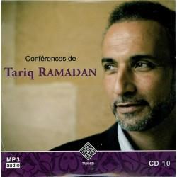 Conférences de Tariq Ramadan (CD 10 - MP3 Audio)