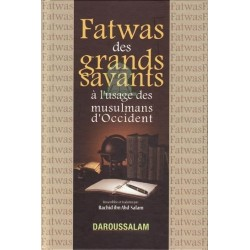 Fatwas des grands savants à l'usage des musulmans d'occident
