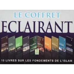 Le coffret éclairant (10 livres sur les fondements de l'Islam)
