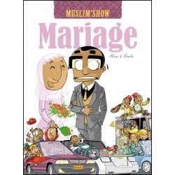 """BD Muslim'Show """"Le mariage"""" (N°2) - Bande dessinée en langue française"""