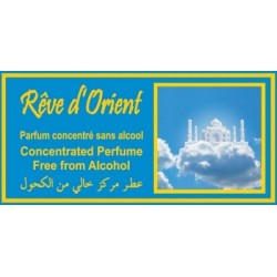 "Concentrated perfume without alcohol Musk d'Or ""Rêve d'Orient"" (3 ml) - Mixed"
