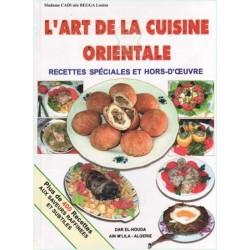 L'art de la cuisine orientale