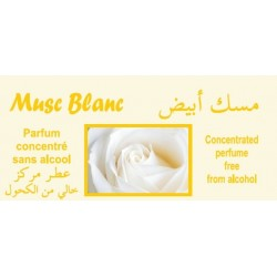"Concentrated perfume without alcohol Musk d'Or ""White Musk"" (3 ml) - Mixed"
