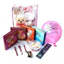 Pack Cadeau Enfants : Mes animaux (Spécial Filles)