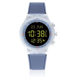 Al-Sahar electronic watch with compass and automatic calculation of prayer times -...
