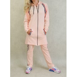 2-piece women's tracksuit (Several colors available)