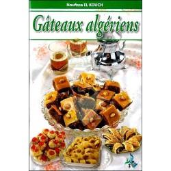 Gâteaux algériens par Noufissa El Kouch