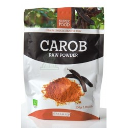 Super food: Raw carob powder of 200g
