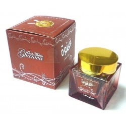 "Oud mouattar incense ""Ghanwa"""