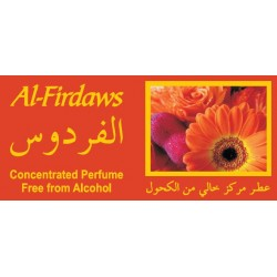 Al-Firdaws Concentrated Musk d'Or Alcohol-Free Perfume (3 ml) - For Women