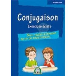 Conjugaison : Exercices écrits