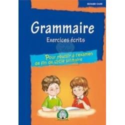 Grammaire : Exercices écrits