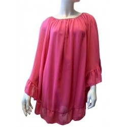 Top rose-lilas pour femme - Taille standard
